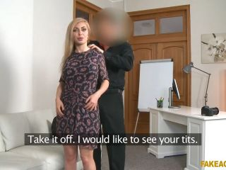Isabella Clark Big Tits Russian Gets A Facial
