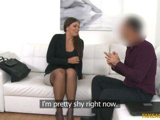Ellie Springlare Milf Fucks Agent on Casting Couch